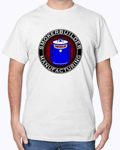 SmokerBuilder MFG Drum Smoker T-Shirt