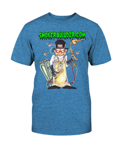 SmokerBuilder Little Frank Tee Shirt