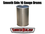 55 gallon smooth sided drum for uds drum smoker