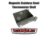 Magnetic Stainless Steel Electronic Thermometer Shelf