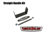 SmokerBuilder Manufacturing straight handle bracket kit