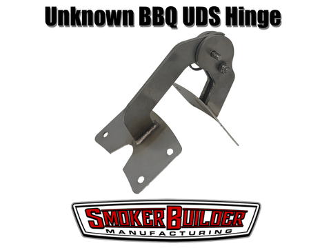 Unknown BBQ Hinge Stainless Steel