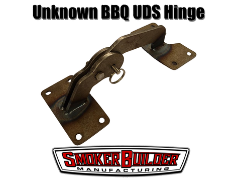 Unknown BBQ Hinge Steel