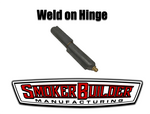 Weld on bullet hinge- 4 inch
