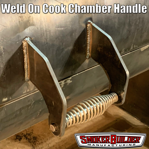 Weld On Drop Style Door Handle
