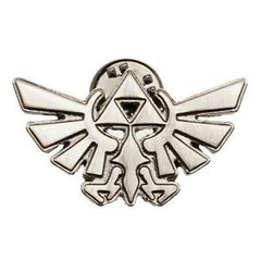Zelda Wingcrest Lapel Pin