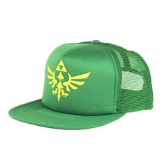 Zelda Trucker Hat Green