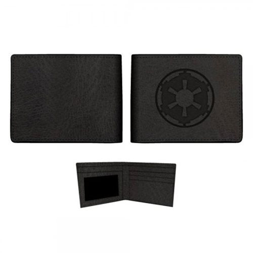 Star Wars Emp Leather Wallet ld Wallet