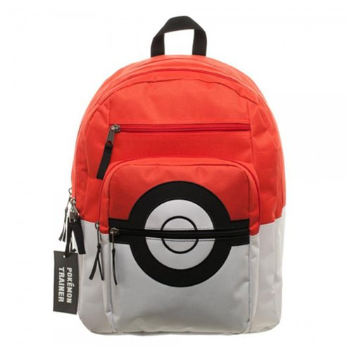 Pokemon Pok' Ball Backpack