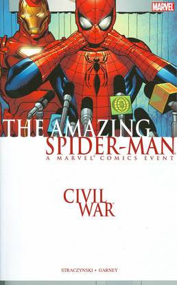 Civil War Amazing Spider-Man T p