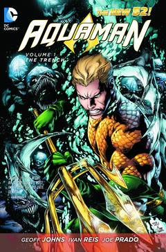Aquaman Tp Vol 01 The Trench ( N52)
