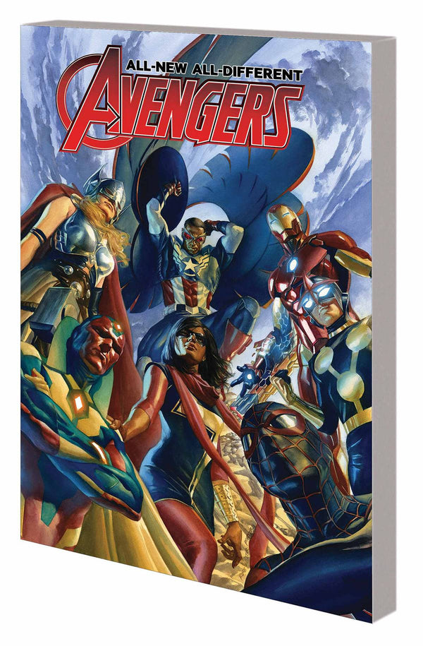 ANAD Avengers Tp Vol 01 Magnificent Seven