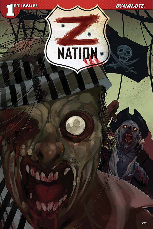 Z Nation #1 (Of 6) Cvr A Medri (Mr)