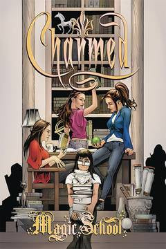 Charmed Magic School Manga Gn