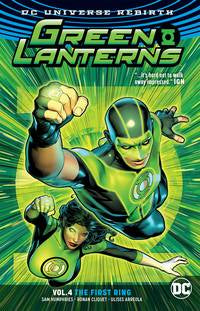 Green Lanterns Tp Vol 04 The F irst Rings (Rebirth)