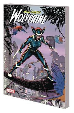 All New Wolverine Tp Vol 06 Ol d Woman Laura
