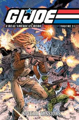Gi Joe A Real American Hero Tp Vol 21