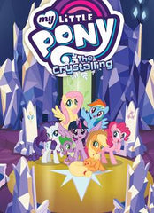 My Little Pony Tp The Crystall ing (C: 0-1-2)