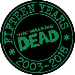 Walking Dead 15th 0-1-2)