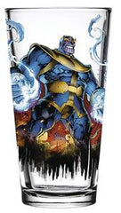 Thanos Comic Clear Glass