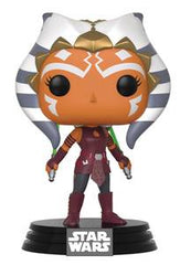 Pop Star Wars Clone Wars Ahsok a Vinyl Figure (C: 1-1-2)