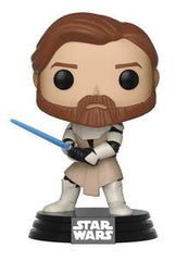 Pop Star Wars Clone Wars Obi W an Kenobi Vin Fig (C: 1-1-2)