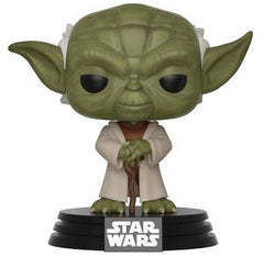 Pop Star Wars Clone Wars Yoda Vin Fig (C: 1-1-2)