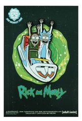 Rick And Morty Whirly Dirly Pi n (C: 1-1-2)