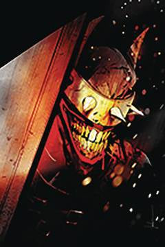 Df Batman Who Laughs #1 Sgn Sn yder (C: 0-1-2)