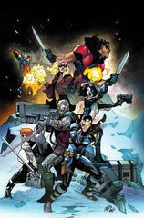 X-Force #1 By Larraz Poster