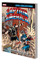 Captain America Epic Collectio n Tp Superia Stratagem