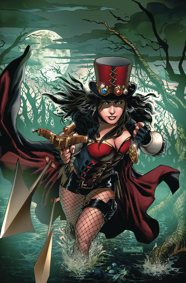 Van Helsing Sword Of Heaven #5 (Of 6) Cvr A Diaz (Mr)