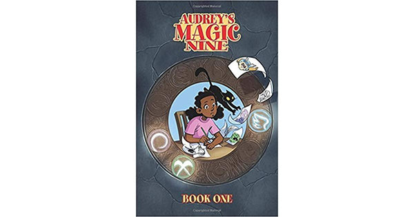 Audrey's Magic Nine Vol. 1 Penny-Farthing Productions