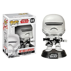 Star Wars: Last Jedi First Ord er Flametrooper Pop! Bobble