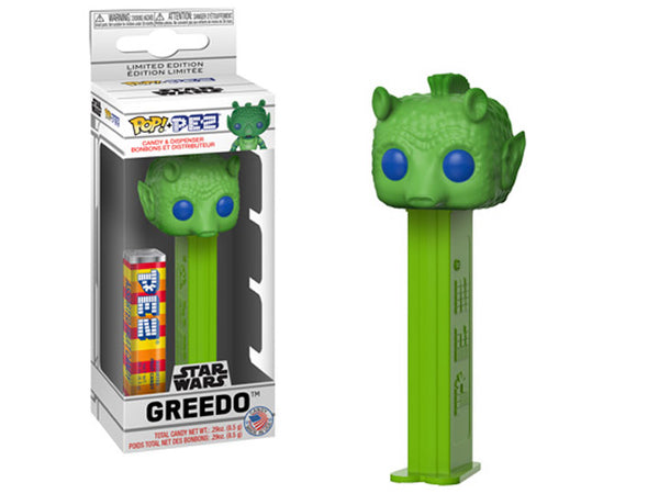 PEZ: Starwars Greedo