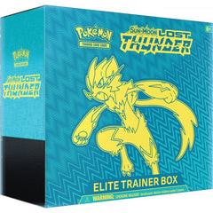 PM SM Lost Thunder Elite Box