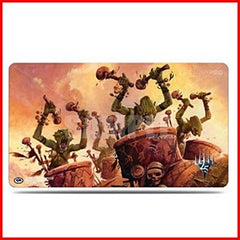 Playmat: Mtg- Masters 25 Goblin War Drums