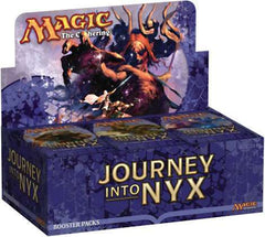 "Magic The Gathering: ""journey Into Nyx"" Booster"