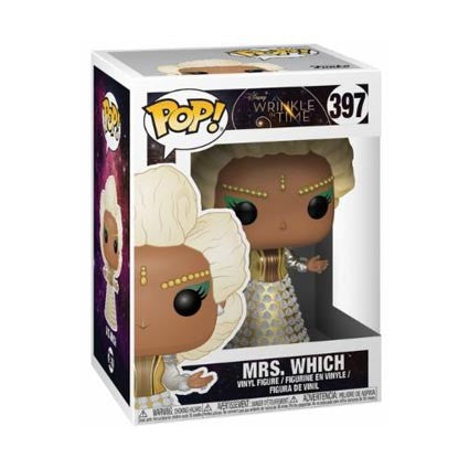 A Wrinkle In Time Mrs. Which P op! Vinyl Figure