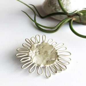 Reflection Brooch
