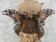 "Load image into Gallery viewer, ""Wicked Wings"" 11"" Chipboard Wings"