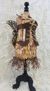 """Wicked Wings"" 11"" Chipboard Wings"