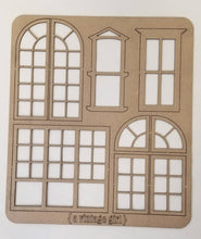 Load image into Gallery viewer, Vintage Architecture Chipboard Set