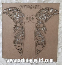 "Load image into Gallery viewer, Wicked Wings 7"" Chipboard"