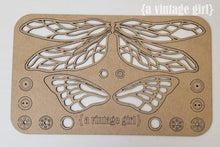 Load image into Gallery viewer, Winging It Chipboard Dragonfly and Butterfly Set