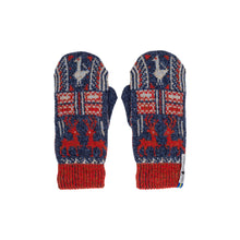 Load image into Gallery viewer, Scania Marta Pattern Swedish Mittens