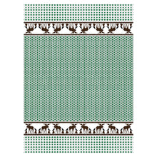 Load image into Gallery viewer, Skogen Pattern Cotton Blanket