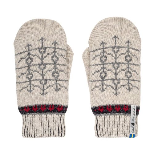 Ekshärad Pattern Swedish Mittens