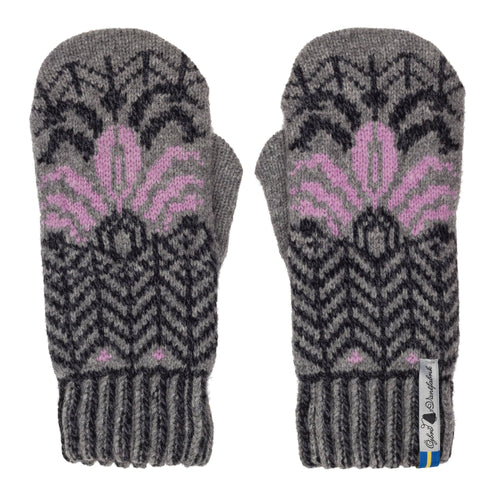 Fager Pattern Swedish Mittens