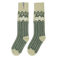 Load image into Gallery viewer, Fager Pattern Swedish Socks